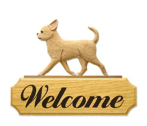 Chihuahua DIG Welcome Sign