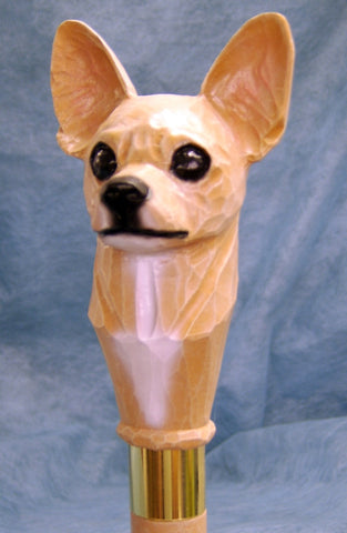 Chihuahua Walking Stick