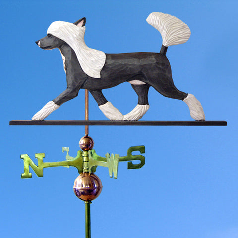 Chinese Crested Weathervane - Michael Park, Woodcarver