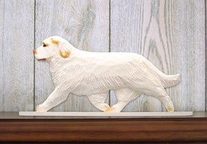 Clumber Spaniel DIG Topper
