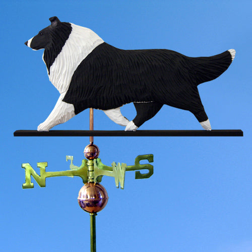 Collie Weathervane - Michael Park, Woodcarver