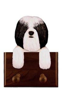 Coton de Tulear Leash Holder