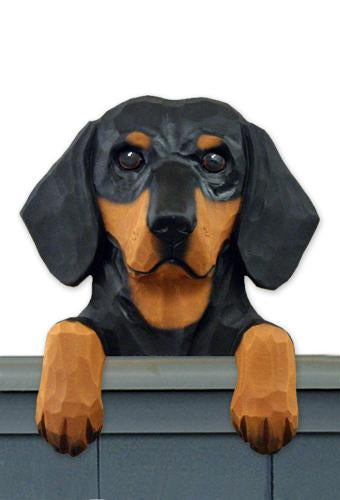 Dachshund Door Topper
