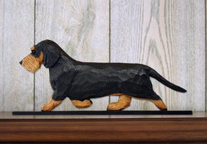 Dachshund (wire-haired) DIG Topper