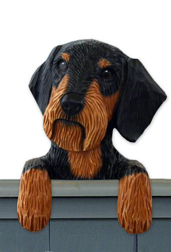 Dachshund (wire-haired) Door Topper
