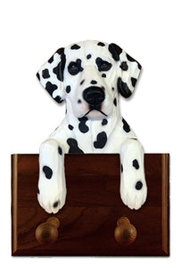 Dalmatian Leash Holder