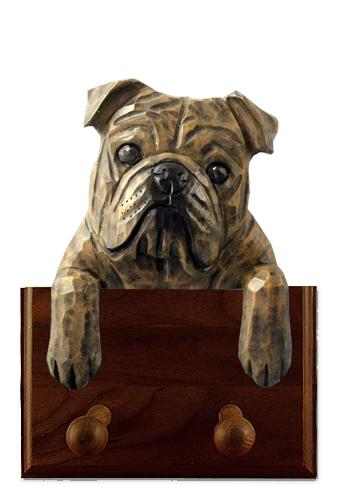English Bulldog Leash Holder