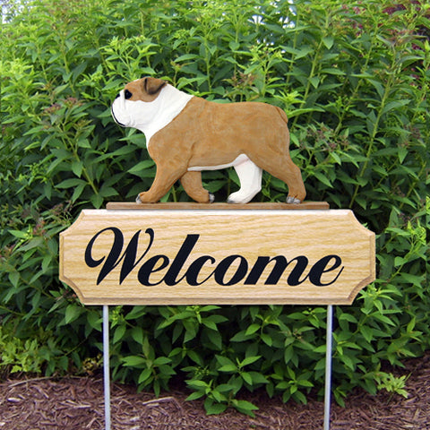 English Bulldog DIG Welcome Stake