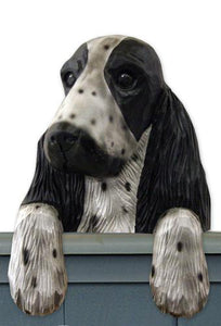 English Cocker Spaniel Door Topper