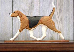 English Foxhound DIG Topper