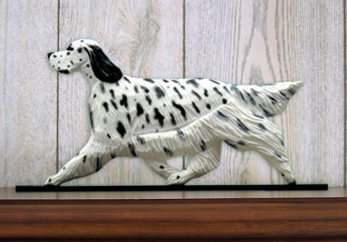English Setter DIG Topper