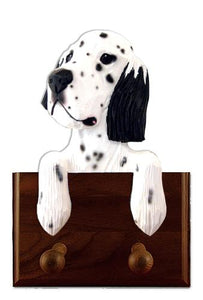 English Setter Leash Holder