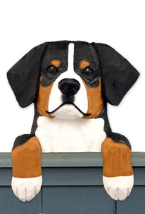 Entlebucher Mt. Dog Door Topper