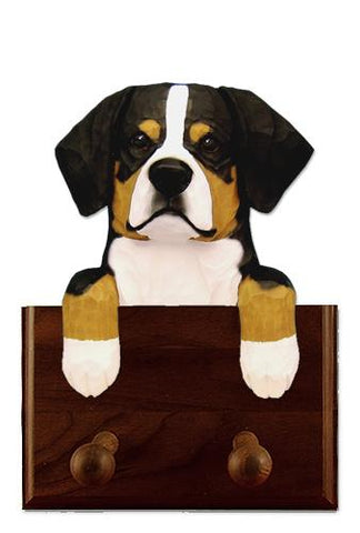 Entlebucher Mt. Dog Leash Holder