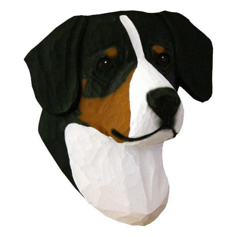 Entlebucher Mt. Dog Small Head Study