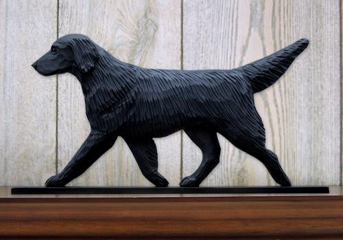Flat-coated Retriever DIG Topper