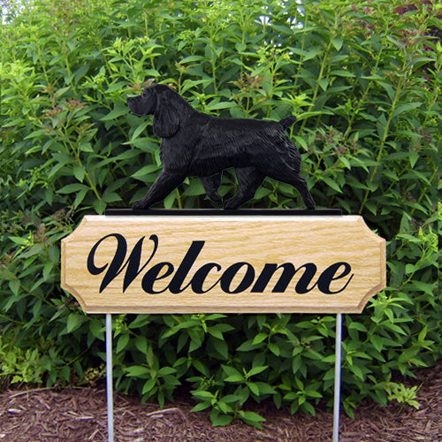 Field Spaniel DIG Welcome Stake