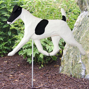 Fox Terrier (Smooth) Garden Stake