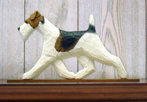 Fox Terrier (Wire) DIG Topper