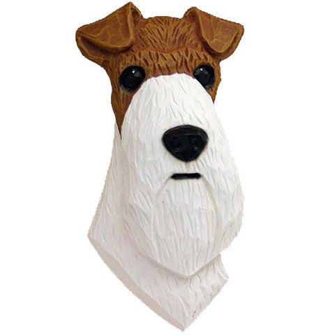Fox Terrier (Wire) Small Head Study
