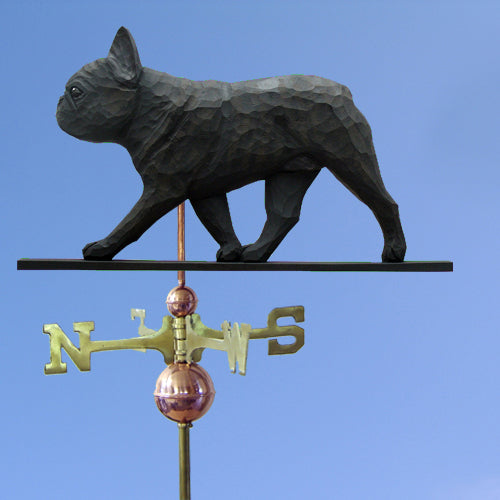 French Bulldog Weathervane - Michael Park, Woodcarver