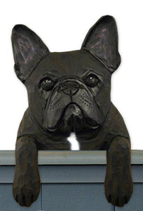 French Bulldog Door Topper