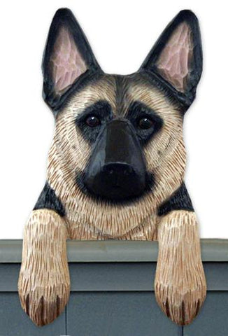 German Shepherd Door Topper