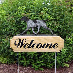 German Shorthaired Pointer DIG Welcome Stake