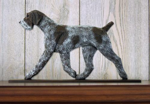 German Wirehaired Pointer DIG Topper