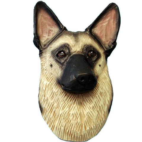 German Shepherd Small Head Study