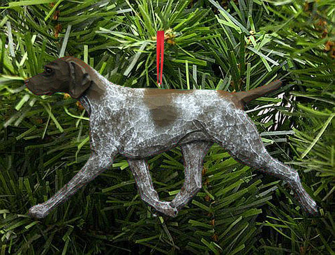 German Shorthaired Pointer DIG Ornament