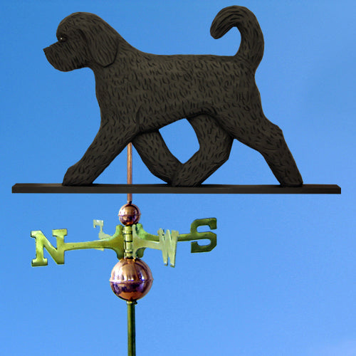 Goldendoodle Weathervane - Michael Park, Woodcarver