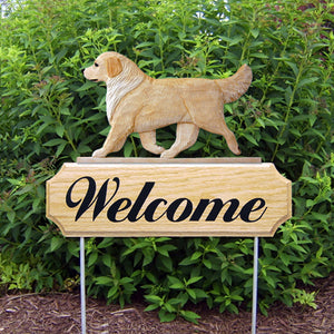 Golden Retriever DIG Welcome Stake