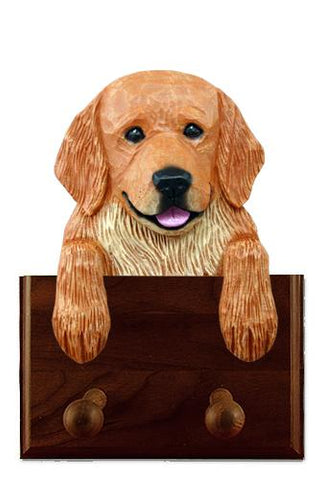 Golden Retriever Pet Leash Holder