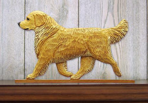 Golden Retriever DIG Topper