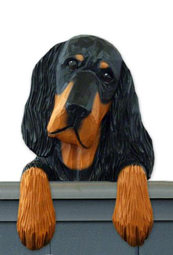 Gordon Setter Door Topper