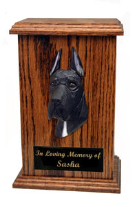 Great Dane Memorial Urn