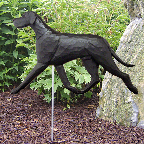 Great Dane (Natural) Garden Stake