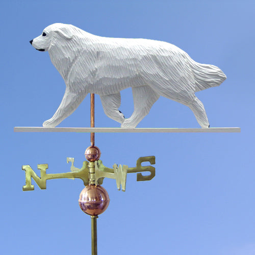 Great Pyrenees Weathervane - Michael Park, Woodcarver