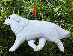 Great Pyrenees DIG Ornament