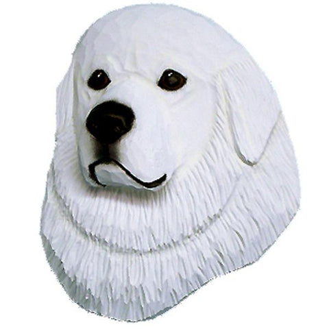 Great Pyrenees Small Head Study