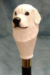 Great Pyrenees Walking Stick