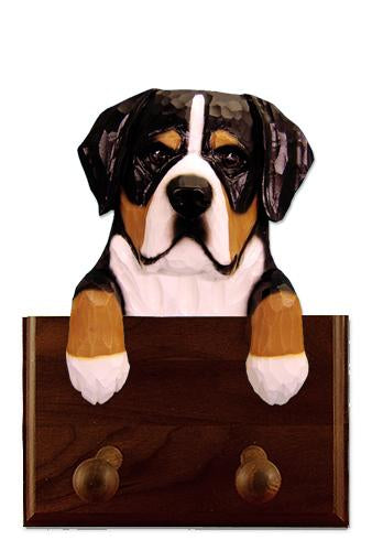 Greater Swiss Mt. Dog Leash Holder