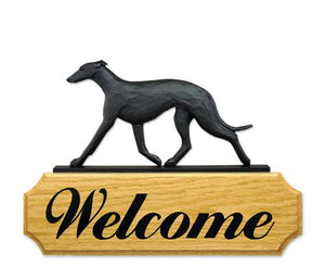 Greyhound DIG Welcome Sign