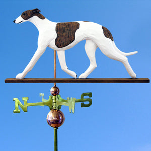 Greyhound Weathervane - Michael Park, Woodcarver