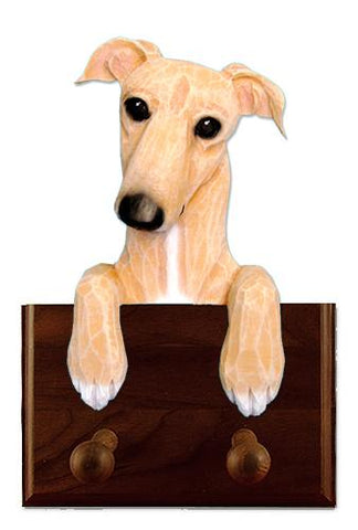 Greyhound Leash Holder