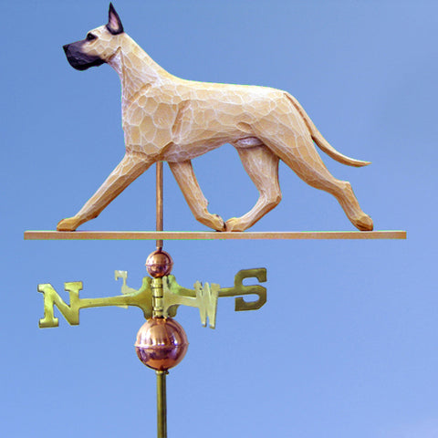 Great Dane Weathervane - Michael Park, Woodcarver
