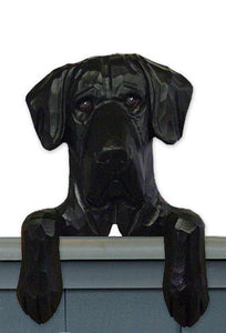 Great Dane (Natural) Door Topper