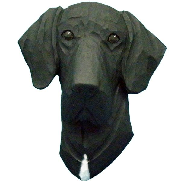 Great Dane (Natural) Small Head Study