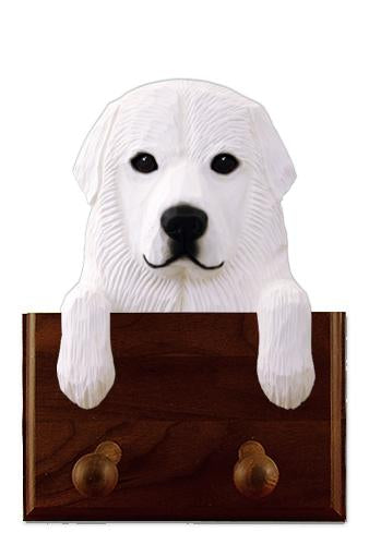 Great Pyrenees Leash Holder